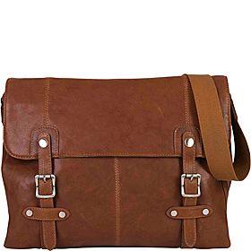 Ellington Handbags Eva Satchel - Cognac - via eBags.com!