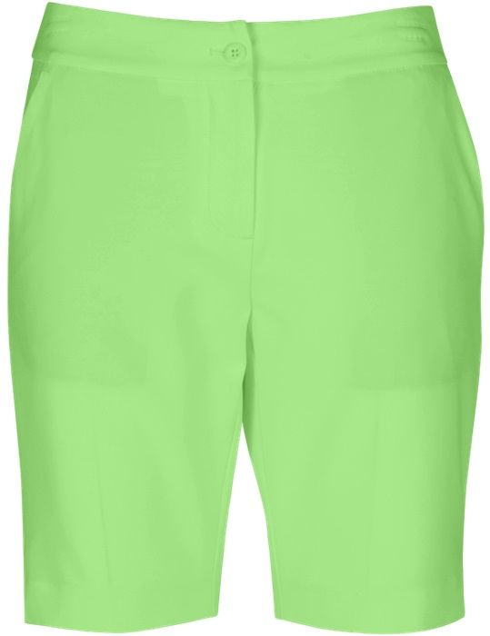 Essentials Island Green Greg Norman Ladies ML75 Microlux Golf Shorts. Find the best ladies outfits at #lorisgolfshoppe