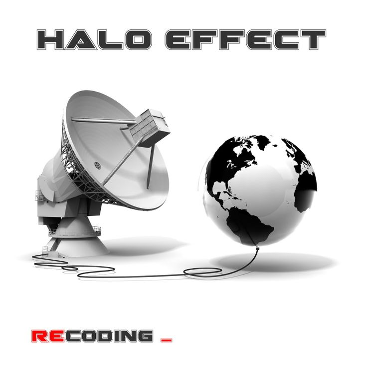 HALO EFFECT - Recoding http://www.ekproduct.com/releases/recoding/