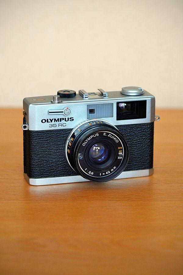 Photography by www.colinmurdochstudio.com #olympus35rc #rangefinder #camera #vintage