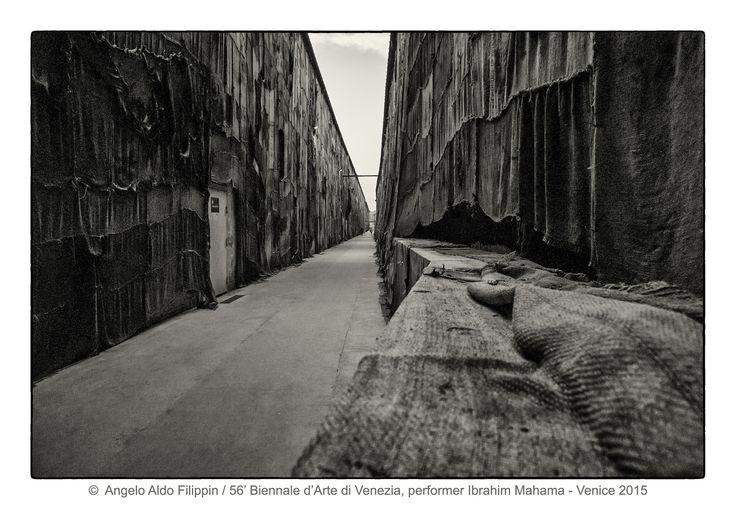 https://flic.kr/p/P2beSH   56' Biennale d'Arte di Venezia, performer Ibrahim Mahama / Venezia 2015   Ultima della serie dedicata alla 56'Biennale d'Arte di Venezia 2015 Last in the series dedicated to the 56th Biennial of Art in Venice in 2015