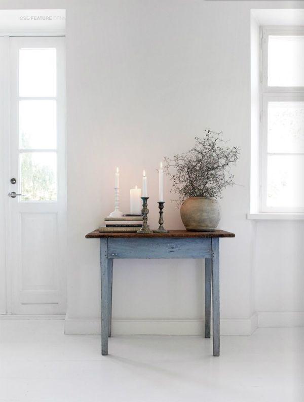 Scandinavian style - Tine Kjeldsen's home