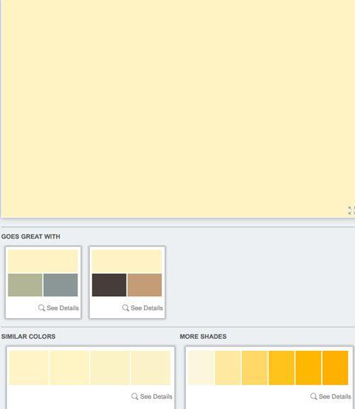89 best paint colors images on pinterest color palettes for Benjamin moore pantone