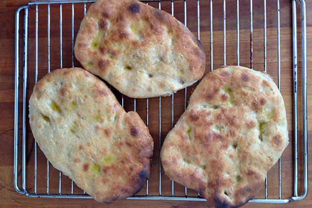 Cathrine Brandt » Nemme fladbrød – gode til sandwich og tapas