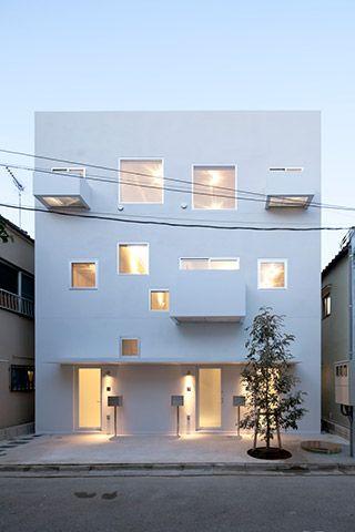 kap | 駒田建築設計事務所 - KOMADA ARCHITECTS OFFICE