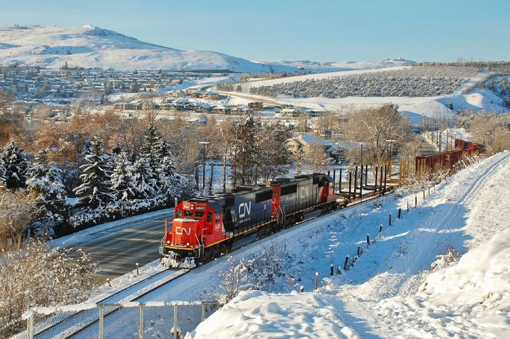 Pin by MacFly the third on Trains Canadian national