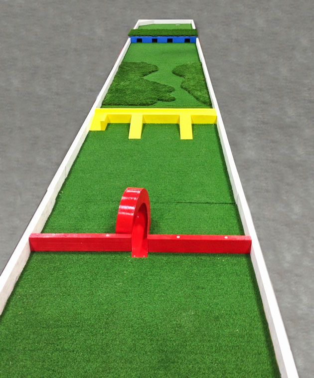 Better Homes and Gardens pattern sheet putt putt golf - Yahoo!7