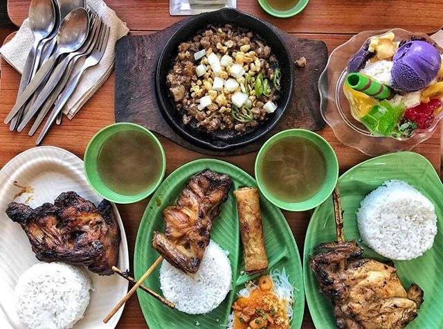 Now Open Mang Inasal Kapitolyo A Take Out And Delivery Store That Offers Grilled Chicken Pork Bbq Sisig And Halo Halo Annederrated Bbq Pork Food Sisig