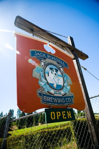Jack Russell Brewing Company in Camino, California.
