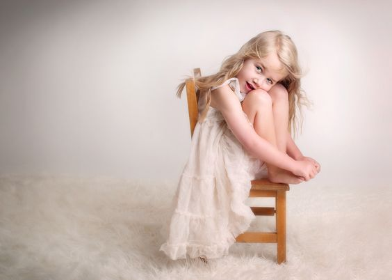 Kids usually need very little posing direction. Simply letting them be themselves will bring out their true personalities, and you will be able to capture who they really are in camera.