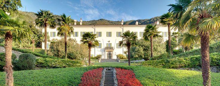 Villa Passalacqua   Moltrasio #lakecomoville