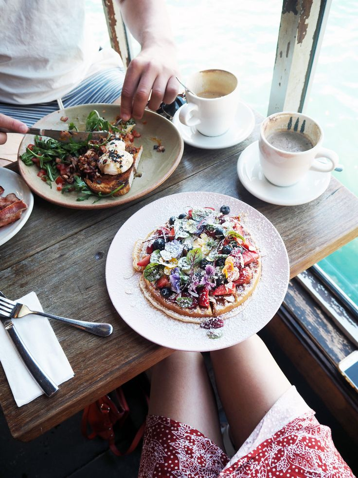 THE SYDNEY CITY GUIDE | Where to eat and what to do #sydney #travel #foodie #pancakes #beautifulfood