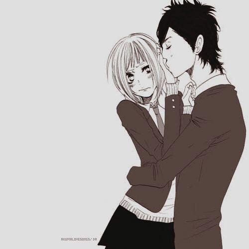 """Do You Like Romantic Animes? u-u"""""""