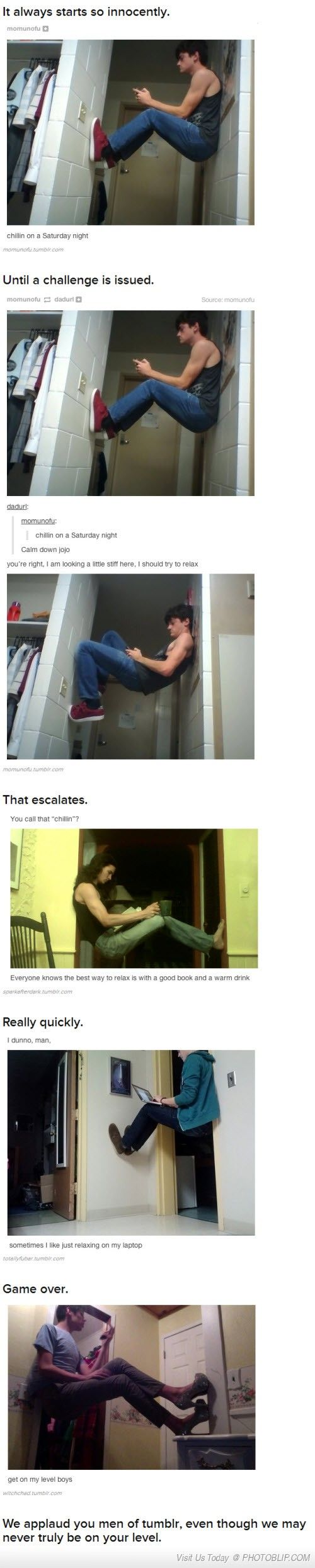 Just A Friendly Reminder That The Men Of Tumblr Are Awesome