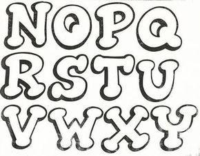 Resultado de imagen para diseño de letras para carteles a color