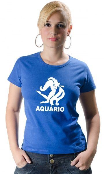 Camiseta Aquario - Loja de Camisetas|CamisetasEraDigital #aquario