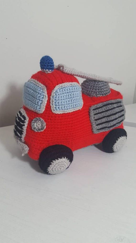 Hey, I found this really awesome Etsy listing at https://www.etsy.com/uk/listing/540657534/crochet-fire-truck-amigurumi-fire-truck