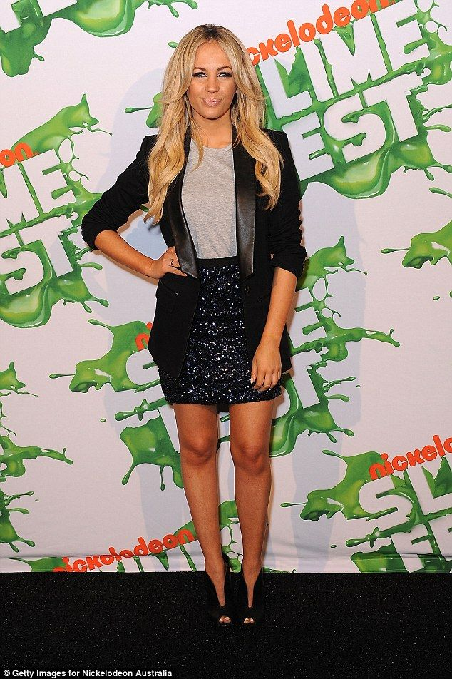 Caring: Samantha Jade will perform her new single Only Just Begun at a fundraiser for the ...