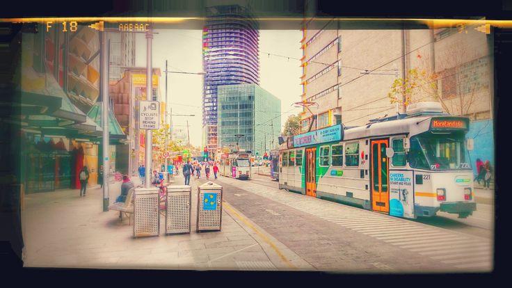 Tram Effects.