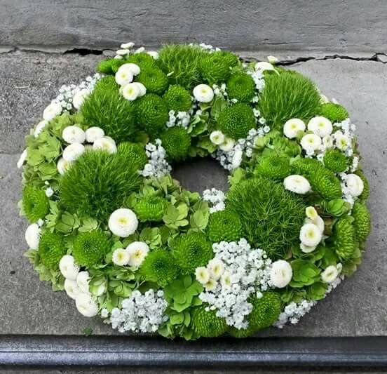 Grün - Weiß Mehr