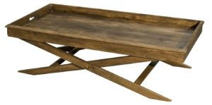Large Folding Coffee Table