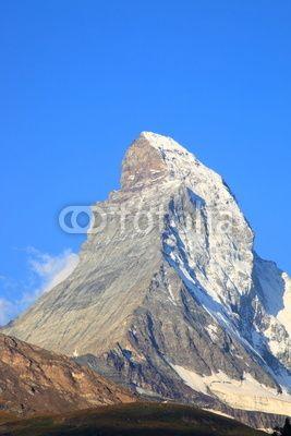 Matterhorngipfel 4.478 m,Walliser Alpen,CH,Monte Matterhorn schweiz