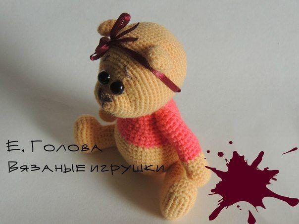 Товары Вязаные игрушки от Евгении Головой – 23 товара