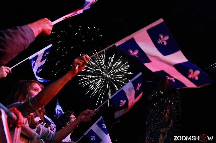 Photo : Zoomshow Le grand spectacle de la fête nationale dans la capitale - 2012