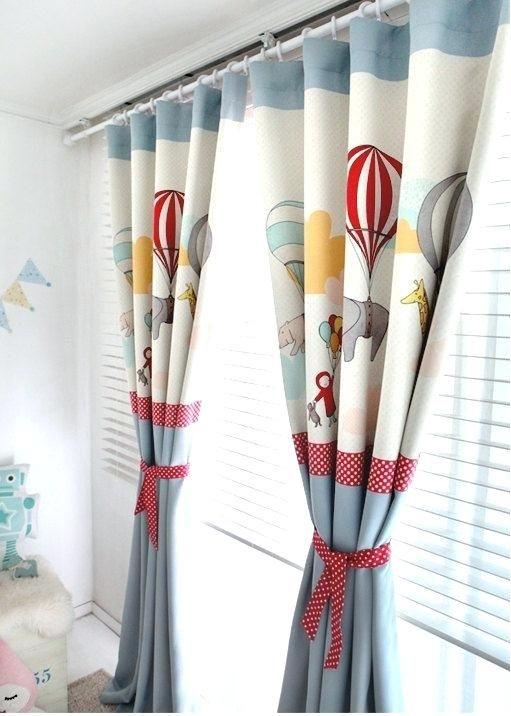 Nursery Blackout Curtains D E S C R I P T O N Blue Kids Pink Uk