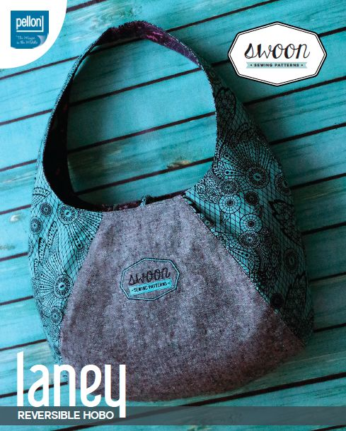 Whether you're new to handbag construction or a seasoned expert, this Hobo Bag pattern may just be your new go-to pattern!