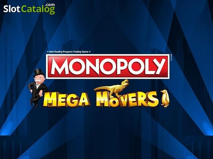 Monopoly Mega Movers. Monopoly Mega Movers (Video Slot from SG)