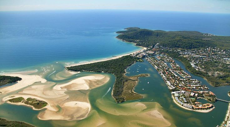 Noosa River Mouth !!!