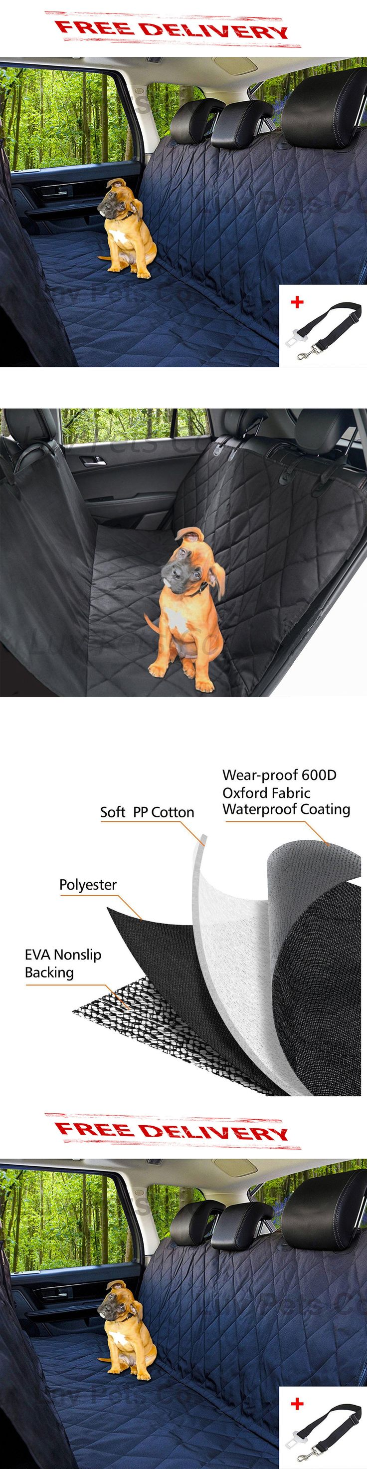 Car seat covers 117426 x large dog seat cover hammock pet seats waterproof for