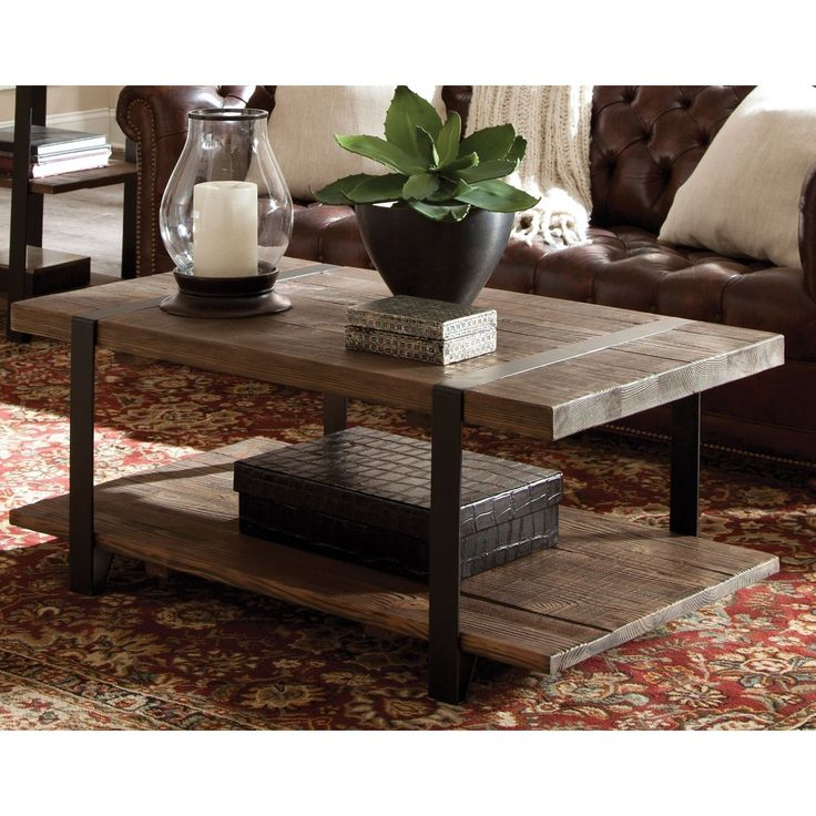 Rustic Coffee Table: 1000+ Ideas About Rustic Coffee Tables On Pinterest