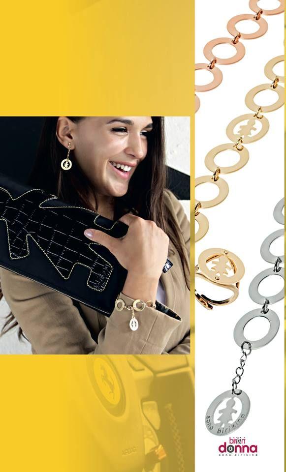 Scopri come indossare il bracciale della linea #wonder in un look per l'ufficio!  #sonobirikina #birikinidonna