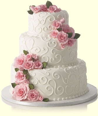 wedding cake picture: wedding cake picture (originally spotted by @Dallasbsi )