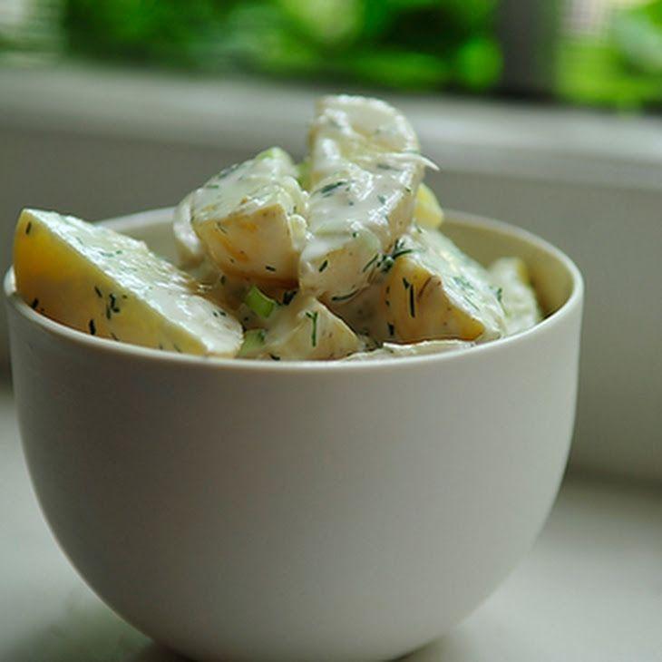 Horseradish Dill Potato Salad II Recipe | Tasty | Pinterest