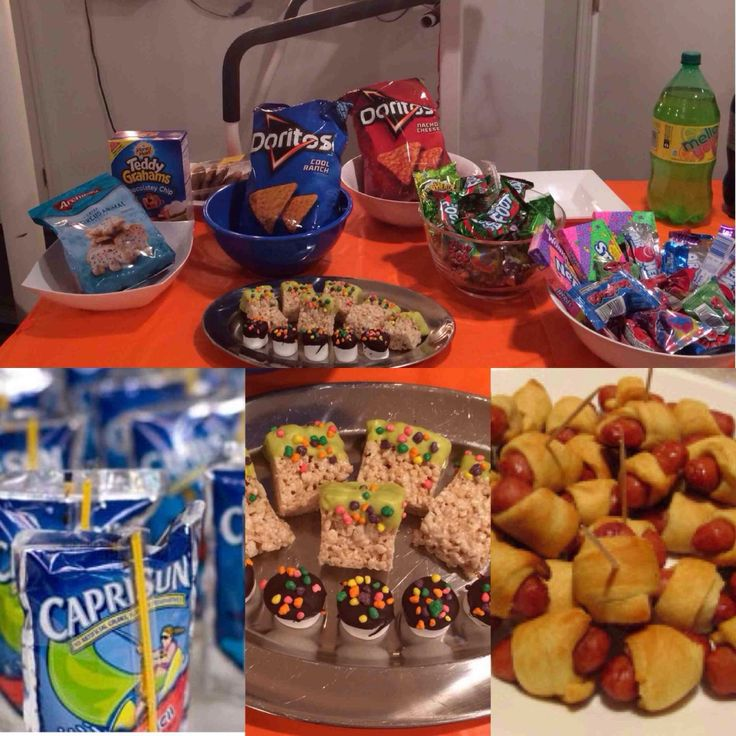 How to Throw a 90s Theme Party - Capri Suns, Nerds, Ring Pops