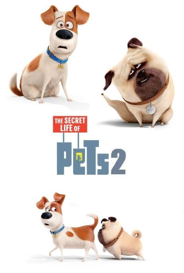 The Secret Life Of Pets 2 A Vida Secreta Dos Nossos Bichos 2