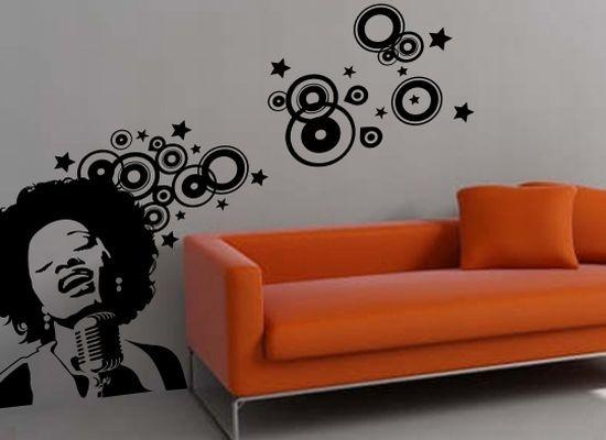 interior wall graphics - inyoface