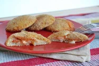 » Sofficiotti pomodoro e mozzarella Ricette di Misya - Ricetta Sofficiotti pomodoro e mozzarella di Misya