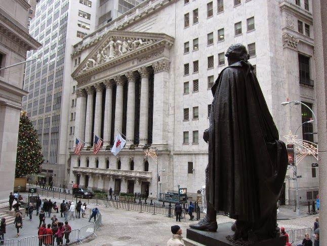 NYSE stock market updates