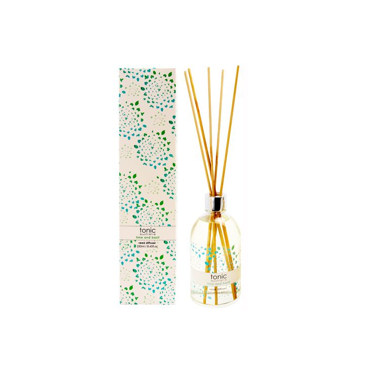 Splash Lime and Basil Reed Diffuser #diffuser #lime #basil #air #fresh