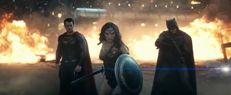 Batman v Superman : un second trailer très musclé - http://www.leshommesmodernes.com/batman-superman-trailer/