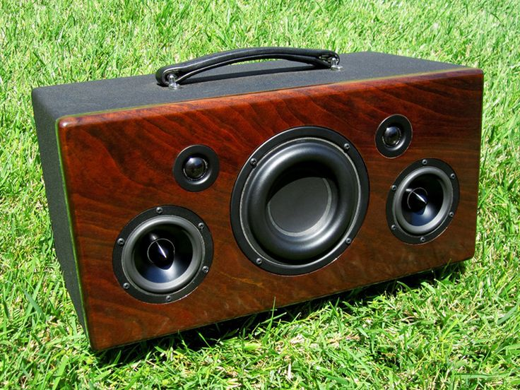 17 best ideas about custom speaker boxes on pinterest. Black Bedroom Furniture Sets. Home Design Ideas