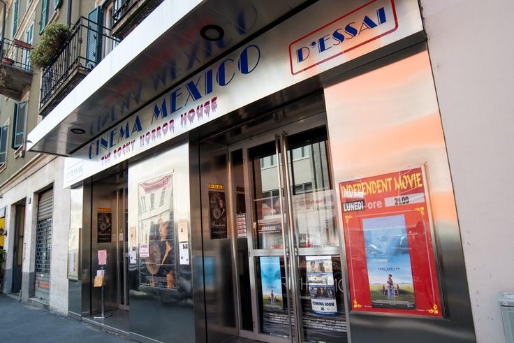 Cinema Mexico. Foto di Guido Maria Ratti.