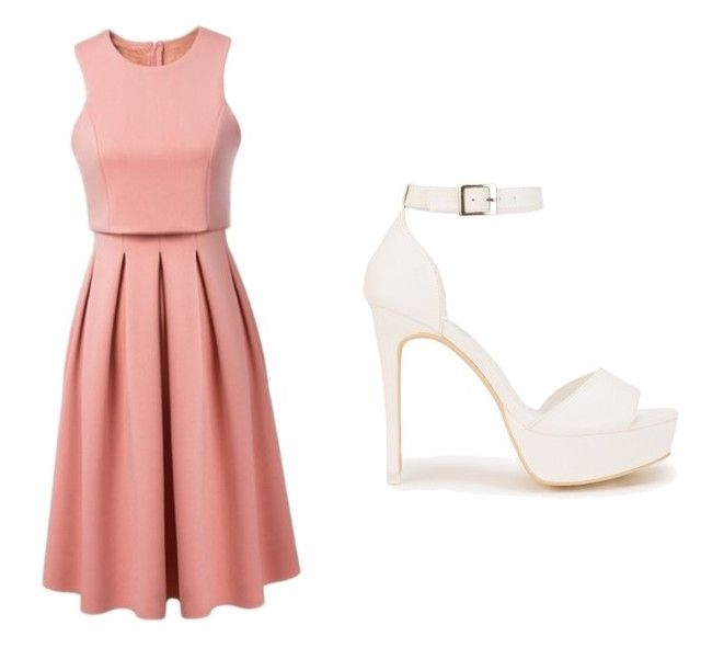 """""""Untitled #77"""" by rbanahi on Polyvore featuring Nly Shoes"""