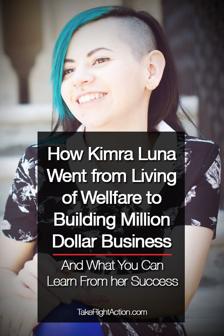 Kimra Luna went from wellfare to build a $1 Million Dollar Business in 18 Months by mastering Facebook and building Be True Brand You and her own Mastermind