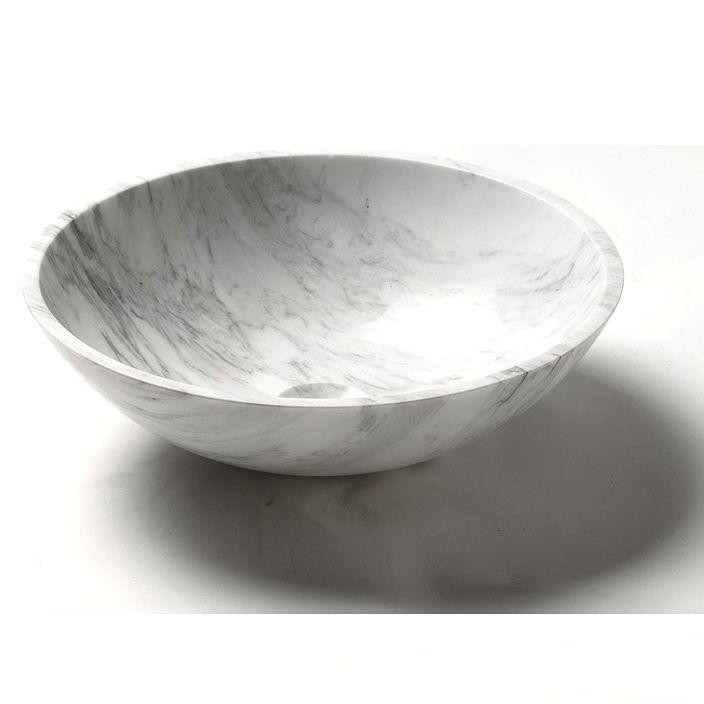 Handfat i vit marmor och tvättställ i marmor Stonefactory se s t u d i o Pinterest
