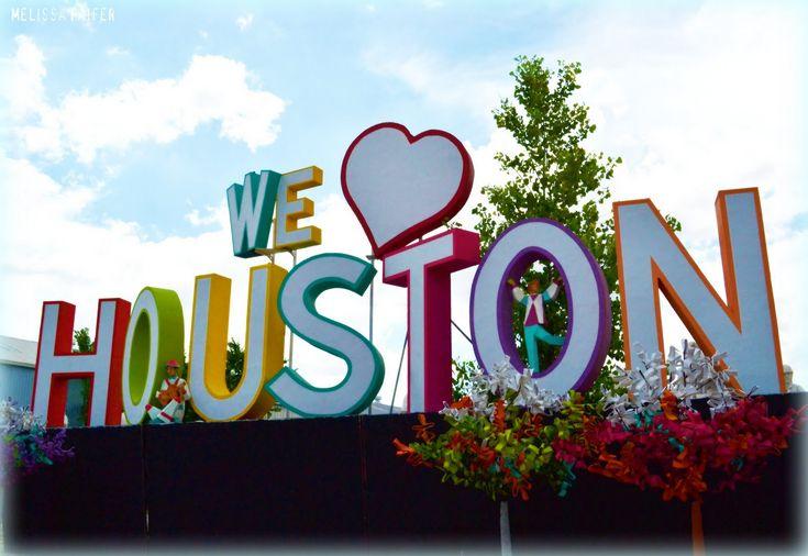 Yep, i love Houston because Julia is there.